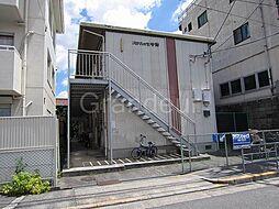 大阪府大阪市鶴見区今津中4丁目の賃貸アパートの外観