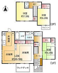 馬橋駅 5,700万円