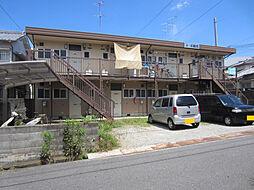 コーポ昭代[105号室]の外観