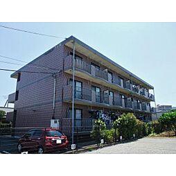 静岡県田方郡函南町上沢の賃貸マンションの外観