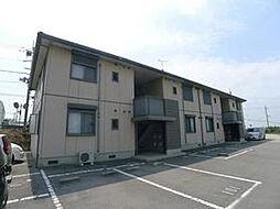 兵庫県加古郡稲美町中村の賃貸アパートの外観