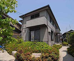京都府京都市北区上善寺門前町の賃貸アパートの外観
