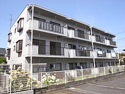 パークハイツ蔵屋敷[1階]の外観