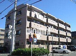 静岡県焼津市焼津3丁目の賃貸マンションの外観