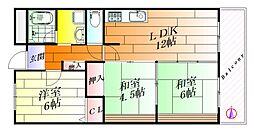 プライム21[2階]の間取り