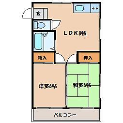 興和ビル[3階]の間取り