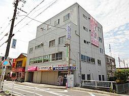 滋賀県大津市本堅田5丁目の賃貸マンションの外観