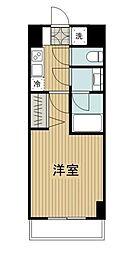 プレスタイル横濱サウス[3階]の間取り