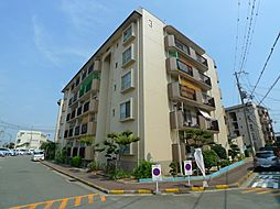 兵庫県加古川市加古川町備後の賃貸マンションの外観