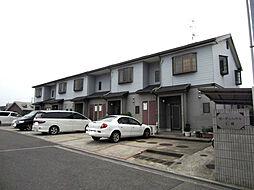 [テラスハウス] 大阪府岸和田市土生町 の賃貸【/】の外観
