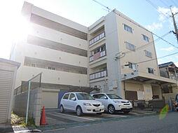 兵庫県西宮市小曽根町2丁目の賃貸マンションの外観