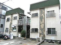 六甲光ハイツ(旧ハイツ三幸荘)[E13号室]の外観