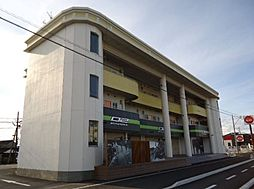 栃木県宇都宮市駒生2丁目の賃貸マンションの外観