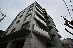 シティコート山坂[4階]の外観