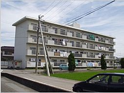 矢田マンション[1階]の外観