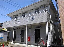 埼玉県ふじみ野市南台1丁目の賃貸アパートの外観