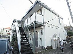 町田ビューハイツA[202号室]の外観
