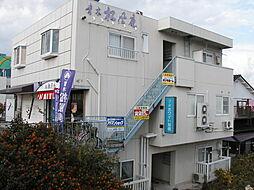 コーポホワイト旭橋[1階]の外観