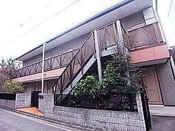 中島ハイツ[1階]の外観