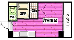 岩崎ビル[4階]の間取り
