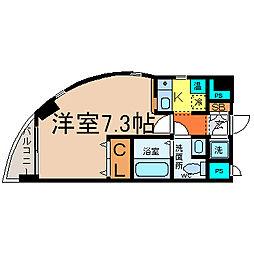 HILL HOUSE3(ヒルハウススリー)[4階]の間取り