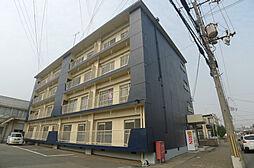 兵庫県加古川市別府町中島町の賃貸マンションの外観