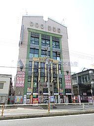 ヤサカパートII[3階]の外観