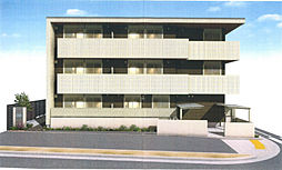 仮称)西宮市浦風町プロジェクト[103号室]の外観