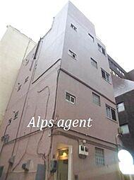 神奈川県横浜市中区南仲通4丁目の賃貸マンションの外観