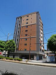 メゾンド・ファミーユ門司港[8階]の外観