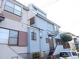 [タウンハウス] 千葉県松戸市六高台8丁目 の賃貸【/】の外観