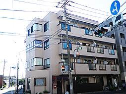 ハピネス平井[3階]の外観