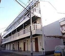 東京都足立区西新井本町3丁目の賃貸マンションの外観