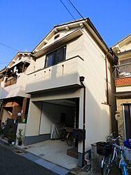 [一戸建] 大阪府大阪市平野区喜連5丁目 の賃貸【/】の外観