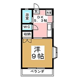 黒松駅 3.5万円