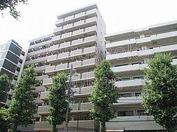 東京都目黒区八雲1丁目の賃貸マンションの外観