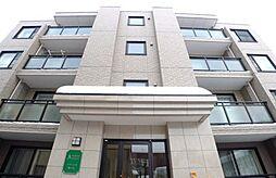 北海道札幌市中央区南八条西18丁目の賃貸マンションの外観