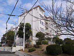 兵庫県神戸市垂水区塩屋町3丁目の賃貸マンションの外観