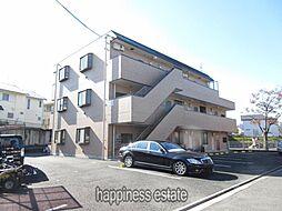 東京都町田市高ヶ坂6丁目の賃貸マンションの外観