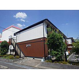 奈良県大和郡山市額田部北町の賃貸アパートの外観