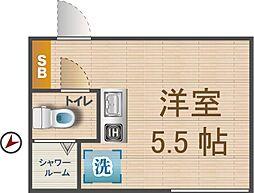 西新宿五丁目駅 6.0万円