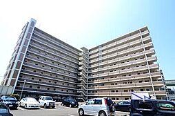 ニューシティアパートメンツ南小倉II[9階]の外観