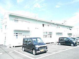 木ノ芽館I.II[1階]の外観