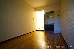ニュー石山寺マンション[108号室]の外観