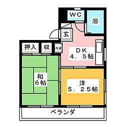 桜ヶ丘駅 4.8万円