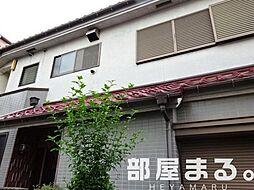 東京都大田区北馬込2丁目の賃貸アパートの外観
