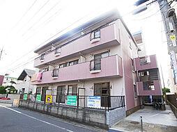 千葉県松戸市緑ケ丘1丁目の賃貸マンションの外観