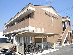 サンハイムKAZU[1階]の外観