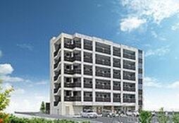 仮)本城新築マンション[3階]の外観