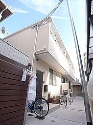 [タウンハウス] 兵庫県西宮市花園町 の賃貸【兵庫県 / 西宮市】の外観